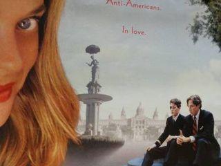 Barcelona Movie Poster