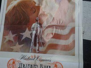 Heavens Gate Movie Poster
