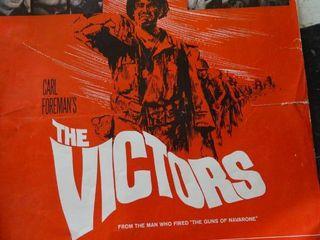 The Victors Press Release