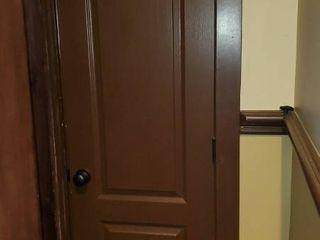 24in x 80in Wood Door