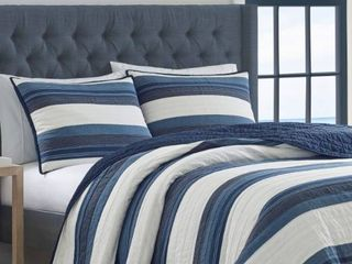 Nautica Briars Cotton Quilt  Retail 103 42