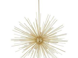 Carson Carrington Dadran 9 light Sputnik Chandelier  Retail 473 49