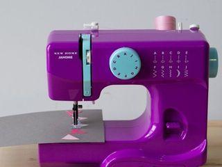 Janome Purple Thunder Portable Sewing Machine