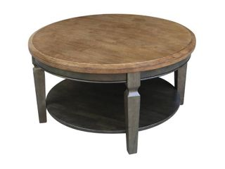 Vista Round Coffee Table