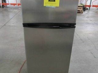 RCA 7.5 cu. ft. Mini Refrigerator with Stainless Look RFR725