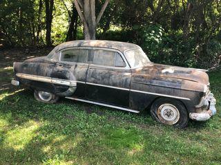 Peer Estate Auction - 1953 Chevy Bel Air * Antiques * Toys * Farm Primitives * Furniture * More
