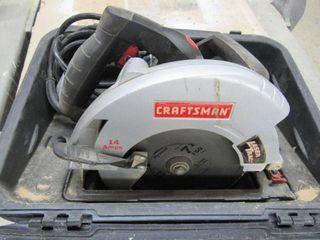 Craftsman 7 1/4