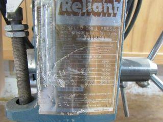 Reliant Drill Press