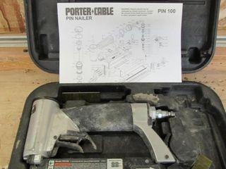 Porter Cable Pin100 Finish Nailer