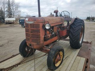 McCormick WD 6 Tractor