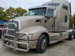 2012 Kenworth T660 86-IN Truck Tractor