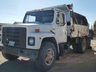 1985 International Dump Truck