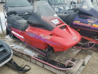1993 Ski-Doo Formula Plus 580cc Snowmobile