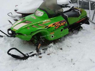 1996 Arctic Cat Snowmobile 580cc