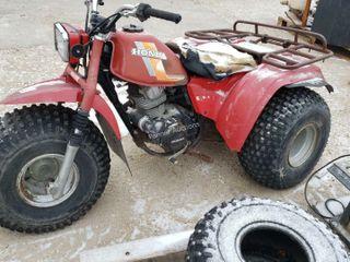 Honda 200M 3 Wheeler