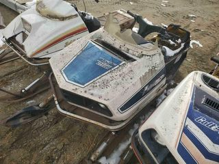 Polaris 250 Snowmobile