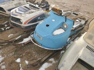 Snow Cruiser C200 Snowmobile