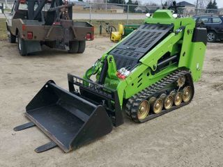 2020 Meng TY-327 Stand On Track Loader 10 HRS