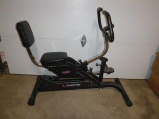 NordicRider Dual Motion Exersize Bike