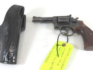 Smith & Wesson Model 15-2 Revolver cal. 38 s&w