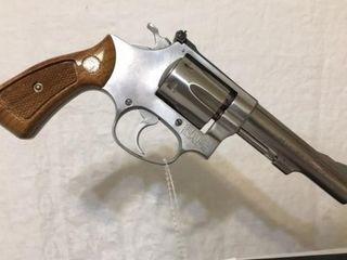 Smith & Wesson CTG Revolver