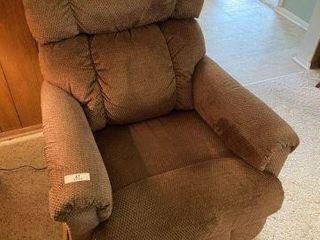 La-Z-Boy Recliner - Brown Upholstery