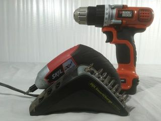 Electric Screwdriver & Drill