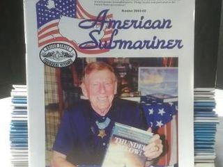 American Submariner Magazines