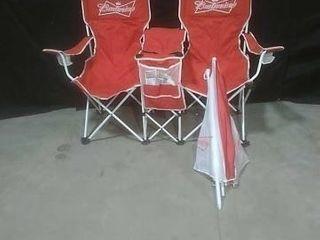 Budweiser Folding Chair
