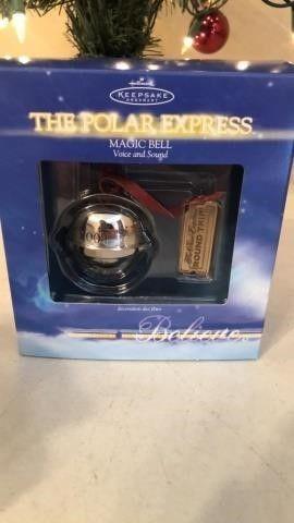 Hallmark Keepsake Polar Express Ornament