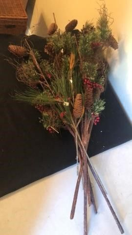 Christmas Floral Stems