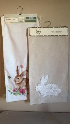 (2) Easter Table Runners
