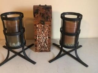 Candle Holders and Decor