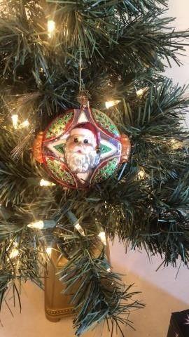 Radko ?Jewel Box Nicholas? Ornament