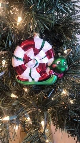Radko ?Candy Dandy? Ornament