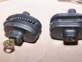pair of trigger locks