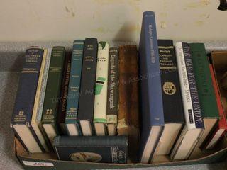 War & history books: Culpeper, American Revolution