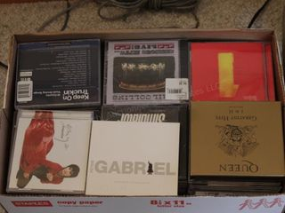 CD Music -enya, queen, areosmyth, the beatles, etc