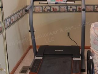 NordicTrac Summit 2500 Treadmill