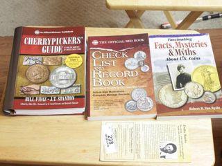 Coin Collecting Books