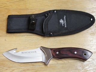 Winchester hunting knife