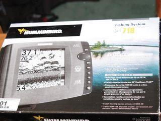 Humminbird Fish System 718