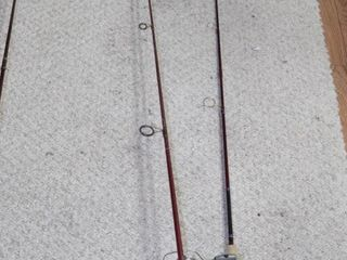 Fishing Rods: Berkley w/ Shimano reels