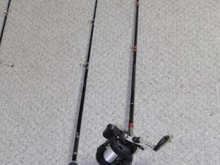 Fishing Rods: Berkley & Rhino