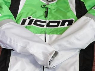 Icon Motorcycle jacket size small