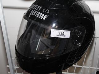 Harley Davidson full faced flip up helmet (XL)