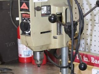 Shopcraft bench top drill press