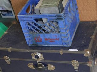 trunk, crate & containers