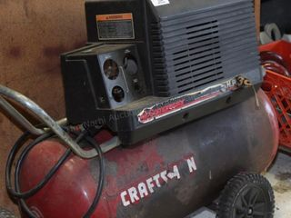 Craftsman 5hp 30 gallon air compressor