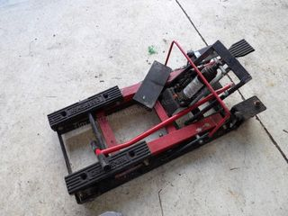 Craftsman riding lawn mower Jack